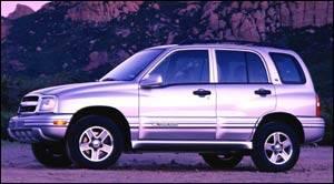 2003 Chevrolet Tracker Specifications Car Specs Auto123