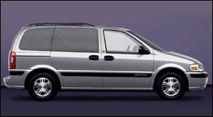 2003 Chevrolet Venture Specifications Car Specs Auto123
