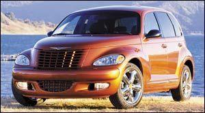chrysler pt-cruiser Dream Cruiser
