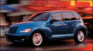 chrysler pt-cruiser GT