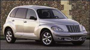 chrysler pt-cruiser Limited Edition