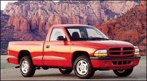 dodge dakota SLT