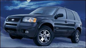 ford escape XLS Duratec