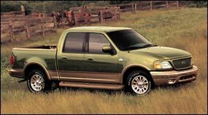 ford f-150 Lariat King Ranch