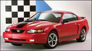 2003 ford mustang specifications car specs auto123. Black Bedroom Furniture Sets. Home Design Ideas