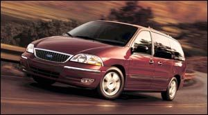 ford windstar LX Value