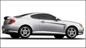 Hyundai Tiburon GT