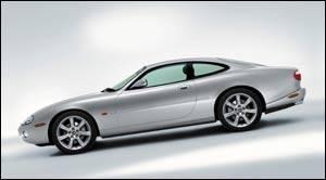 1999 jaguar xkr dimensions