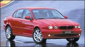 Jaguar X Type 3.0