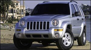 Awesome Jeep Liberty Limited