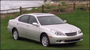 Perfect Lexus Es 300
