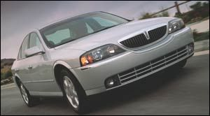 lincoln ls Sport