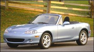 mazda mx 5 miata 2003 fiche technique auto123. Black Bedroom Furniture Sets. Home Design Ideas