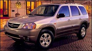 2003 Mazda Tribute | Specifications - Car Specs | Auto123