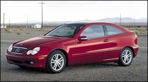 2003 MercedesBenz CClass  Specifications  Car Specs  Auto123