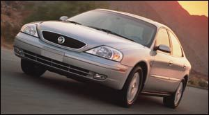 mercury sable GS Plus