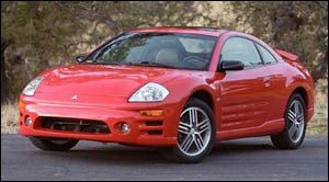2003 Mitsubishi Eclipse Specifications Car Specs Auto123