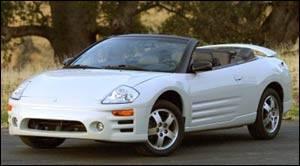 2003 Mitsubishi Eclipse Specifications Car Specs Auto123