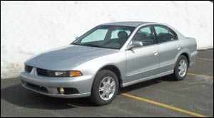 2003 Mitsubishi Galant  Specifications  Car Specs  Auto123