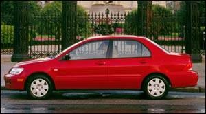 2003 Mitsubishi Lancer | Specifications - Car Specs | Auto123