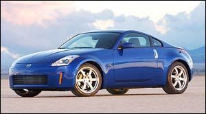 2003 nissan 350z | specifications - car specs | auto123