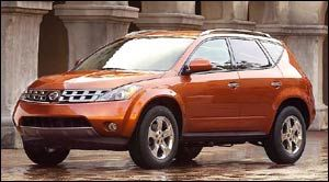 2003 Nissan Murano | Specifications - Car Specs | Auto123
