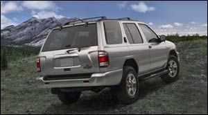 nissan pathfinder Chilkoot