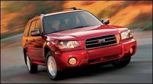 2003 Subaru Forester | Specifications - Car Specs | Auto123