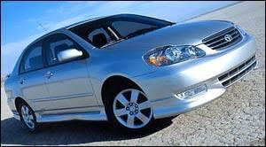 2003 toyota corolla | specifications - car specs | auto123