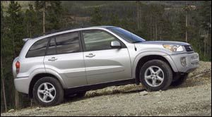 Great Toyota Rav4 Base