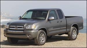 2003 Toyota Tundra 4X2 V8 Access Cab