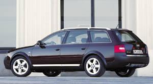 2004 Audi Allroad Specifications Car Specs Auto123