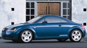 2004 Audi Tt Quattro Weight