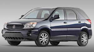 buick rendezvous Ultra