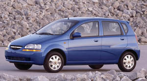 2004 Chevrolet Aveo Specifications Car Specs Auto123