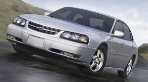 2004 Chevrolet Impala Specifications Car Specs Auto123
