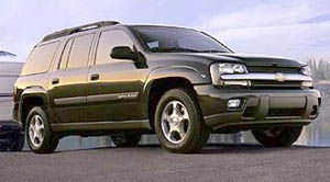 2004 chevrolet trailblazer specifications car specs auto123. Black Bedroom Furniture Sets. Home Design Ideas
