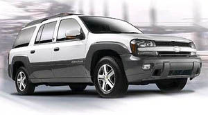chevrolet trailblazer North Face Edition