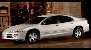 chrysler intrepid SXT