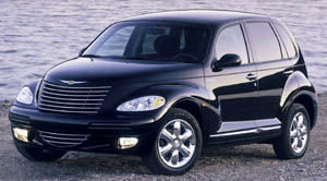 chrysler pt-cruiser Limited