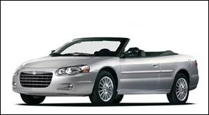 chrysler sebring Base