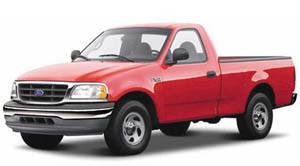 2004 ford f150 xlt 5.4 triton weight