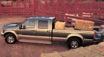 F-350 Super Duty 4RM Cabine Double Emp. Long