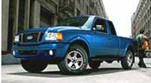 ford ranger Edge Plus
