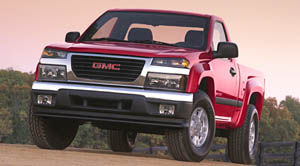 gmc canyon Commercial Special