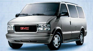 gmc safari SLE