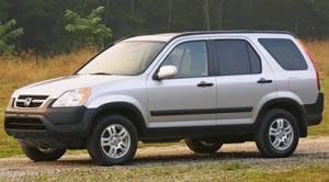 Honda Cr V EX