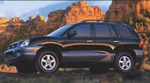 Great Hyundai Santa Fe GL 2WD