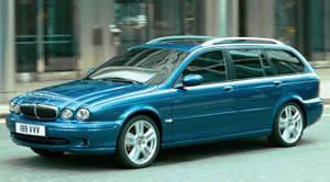 Jaguar X Type 2.5