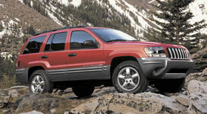 Superb Jeep Grand Cherokee Columbia Edition